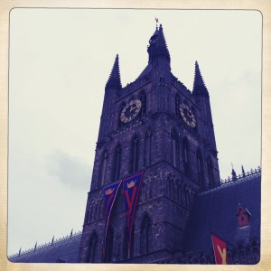 Historic Ypres turns on the charm
